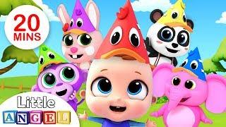 Five Little Ducks | Humpty Dumpty, Itsy Bitsy Spider Nursery Rhymes & Kids Songs by Little Angel