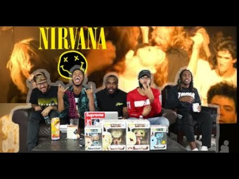 First Time Hearing Nirvana - Smells Like Teen Spirit (Official Video) REACTION / REVIEW Mp3
