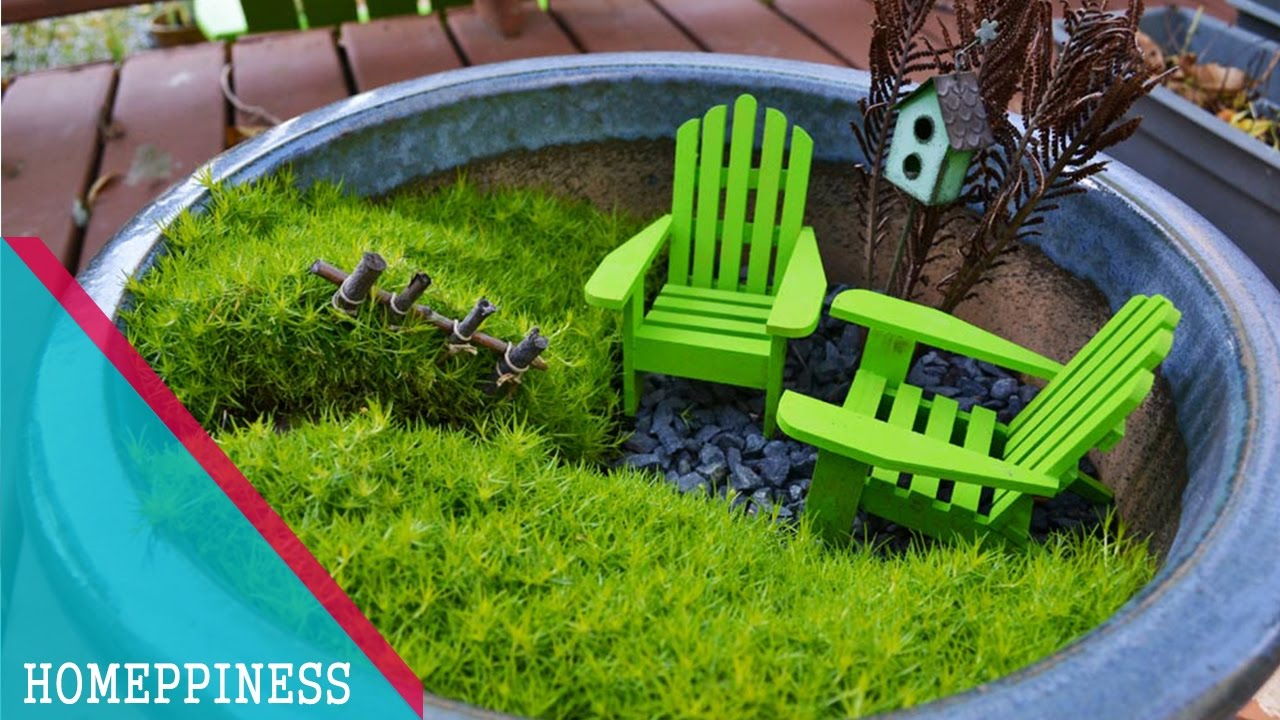 Must Watch 50 Creative Mini Garden Ideas To Green Your Home