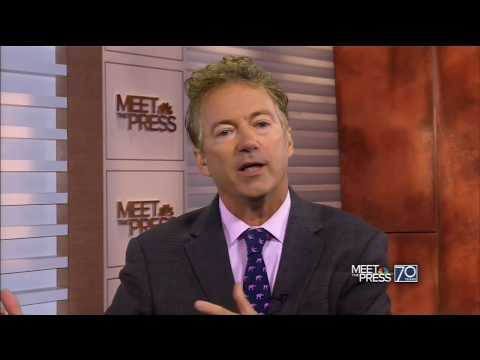 Rand Paul on the NFL Protests | Kneeling National Anthem