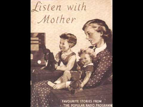LISTEN WITH MOTHER - Vera Rushbrooke - Little Oont ( The Mole and the Pussycat )