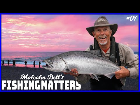 Fishing Matters #01 - Rasmus Gabrielsson (Salmon Fishing NZ, Fishery Science)