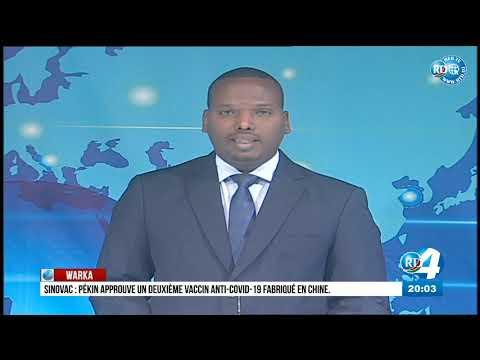 Journal en Somali du 06/02/2021