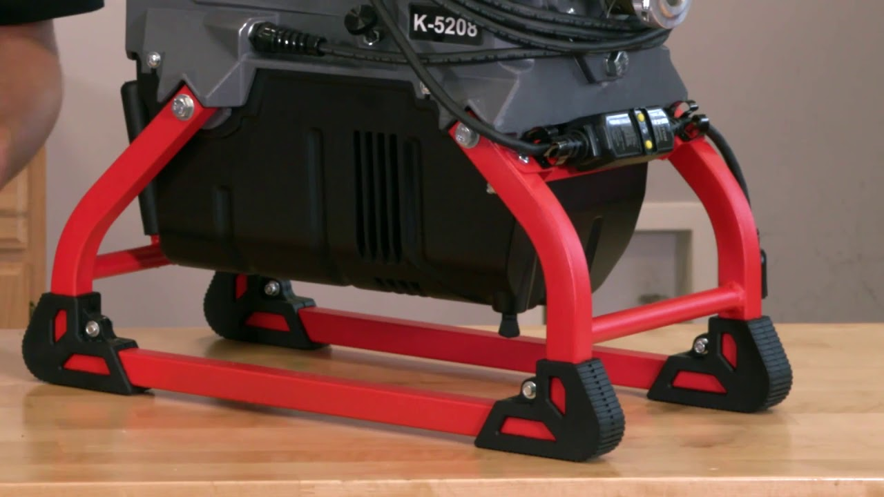 RIDGID K-5208 Sectional Drain Cleaner