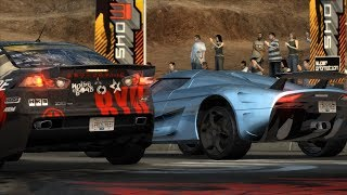 Need For Speed ProStreet: 2354HP Koenigsegg Regera vs Ryo Watanabe