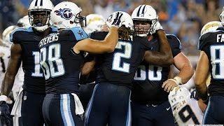 Thursday Night Football - Tennessee Titans vs Jax Jaguars