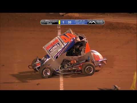 2018 Clyde Martin Memorial Speedway Thrills and Spills