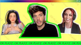 Blas Cantó, María Valero y HJ Darger en OK Playz [12/5/2020]