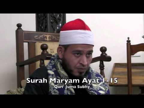 Quran recitaion by amazing Egyptian Qari at Masjid Usman, Birmingham