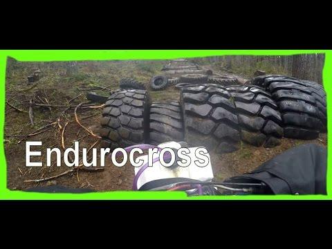 Dirtbike Riding: S2 E19 - Maico 660 Endurocross Second Section!