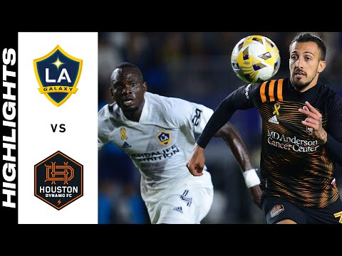 Los Angeles Galaxy Houston Goals And Highlights