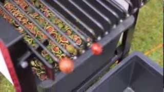 Crackadamia, Macadamia nut cracker and husking machine