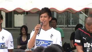 熊本市立向山小学校サッカー教室
