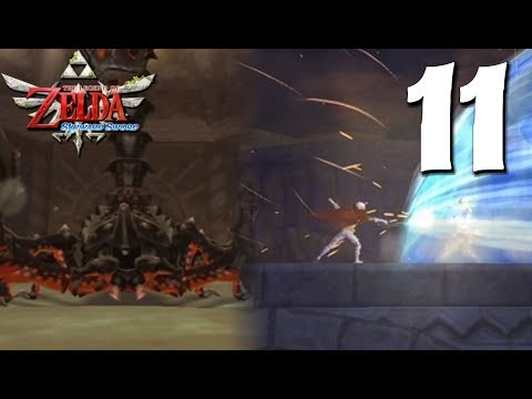 Zelda: Skyward Sword - Ghirahim vs Impa! | PART 11