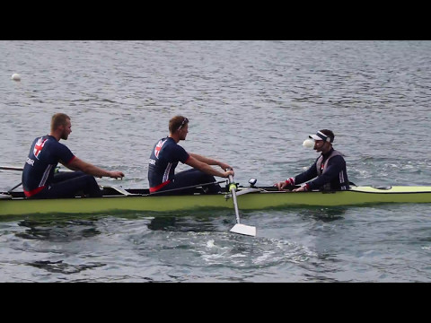 GB Rowing Ahead Of The European Championships