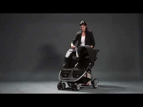 Britax B-Agile Double - прогулочная коляска для двойни и погодков