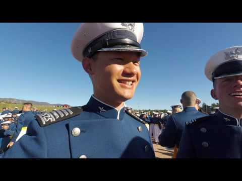 The Last Day at the US Air Force Academy
