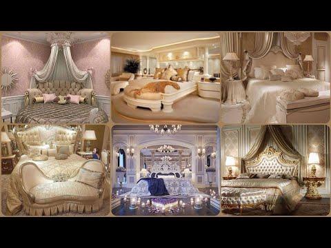 50 + Marvelous & Fascinating Luxury Royal Bedroom Decor Ideas