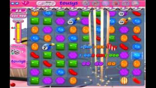 Nivel 384 Candy Crush - Level 384 Candy Crush