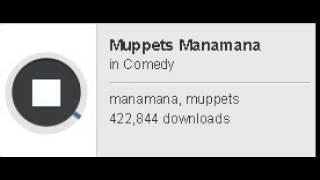 Ringtone: Manamana Muppets
