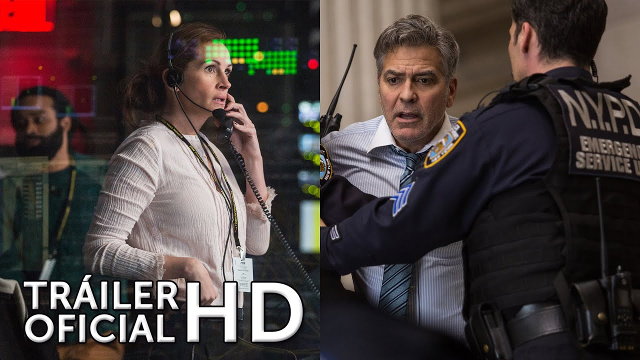 MONEY MONSTER. Tráiler Oficial HD en español. En cines 6 de julio.