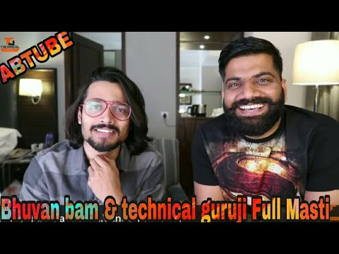 BB ki Vines with Technical guruji in sunday live | Gauravzone  | Ksi vs Logan Paul  | harsh beniwal