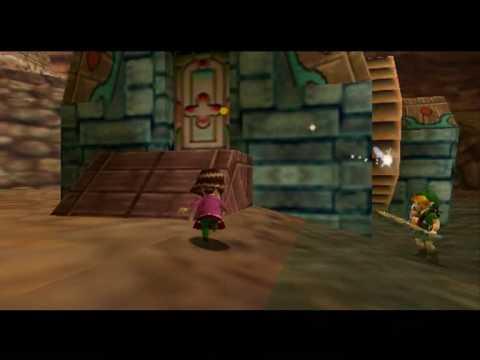 Legend of Zelda Majora's Mask: Music Box House