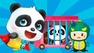 Малыш Панда против Злобного Короля.Финал Игры.Спасение Пандочки Мю-Мю.Приключения Математика.