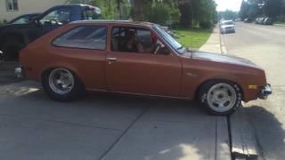 LS turbo Chevette
