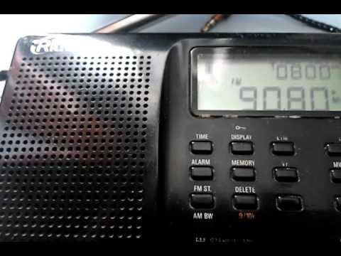 (Double hop )  90.8 QMC Radio Qatar , Al-Jumayliyah 3281km