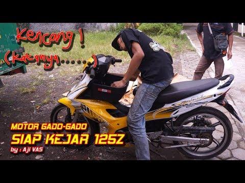 Motor Saingan Yamaha 125Z Modenas Dinamik 120 Katanya || Aji VAS