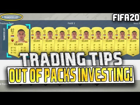 FIFA 20 BEST INVESTMENTS GUIDE! | TRADING TO GLORY #4 | FIFA 20 ULTIMATE TEAM
