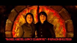 """Hansel i Gretel: łowcy czarownic - spot 30"""""""