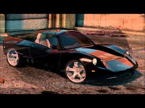 Saints Row: The Third - Car Tuning |