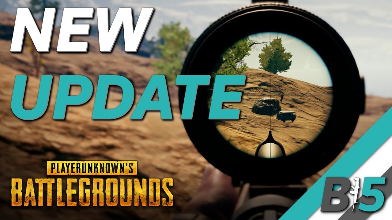 PUBG NEW UPDATE 5.1 | MIRAMAR Refresh, Survivor Pass 5, Scoped Win94, and Throwables (Xbox One/PS4)