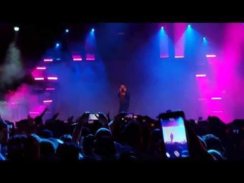 Nav & Travis Scott - Beib in The Trap live @ Coachella 2017 Weekend 1