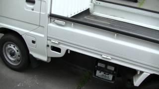 H13年 サンバートラック TB 4WD AC付.