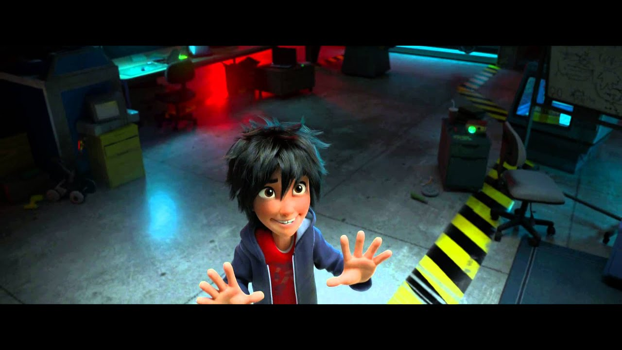 Big Hero 6 Teaser Trailer Sneak Peek