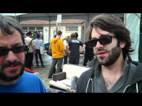 Interview with The Budos Band at Outside Lands 2010