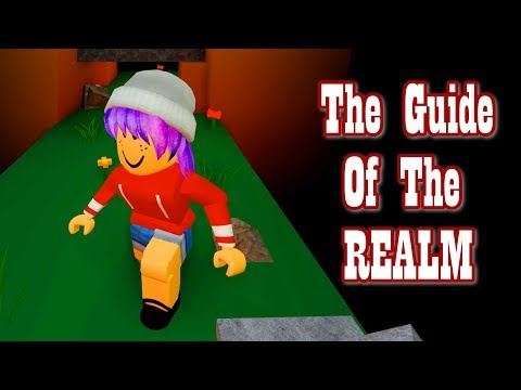 THE GUIDE OF THE REALM ✨ IN ROBLOX | RADIOJH GAMES