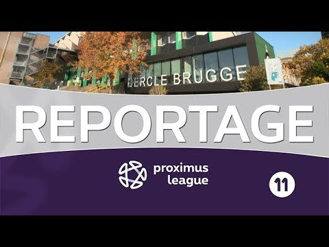Reportage FR / Cercle Brugge The Player Challenge