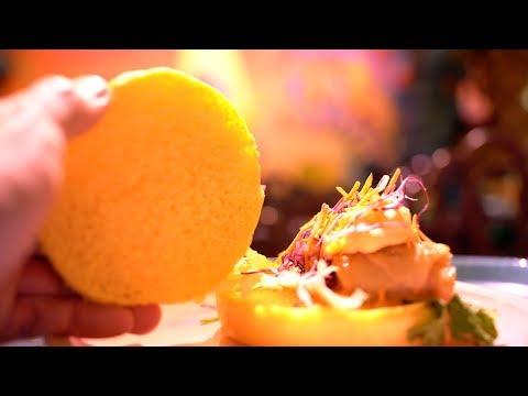 イースターのスペシャルセット2018(セバスチャンのカリプソキッチン 4月8日 TDS) - YouTube