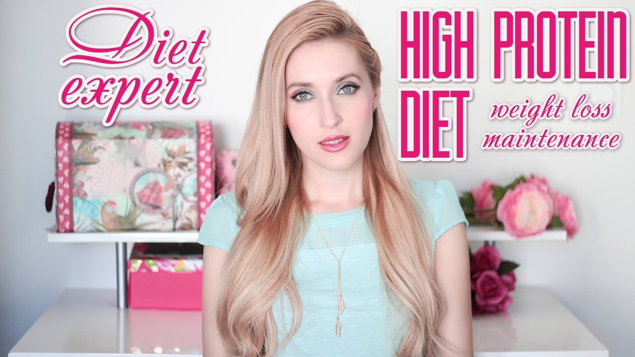 My Diet Expert Experience High Protein For Weight Loss Maintenance