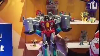 Transformers Cyberverse (2018) Toy Demos