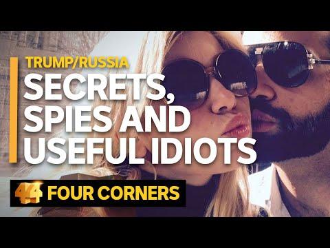 Смотреть Trump/Russia: Secrets, spies and useful idiots (2/3) | Four Corners онлайн