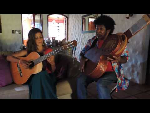 kalu coelho com Robertinho Silva - Bye bye Brasil (Roberto Menescal e Chico Buarque)