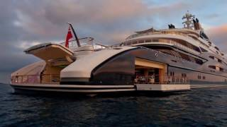 $5 million per week  134 Meter Fincantieri Serene Superyacht Redefines Luxury