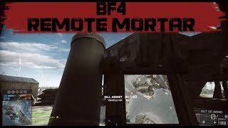 BATTLEFIELD 4 - Mortar tips (M224 and Mortar Truck) Tips And Tricks