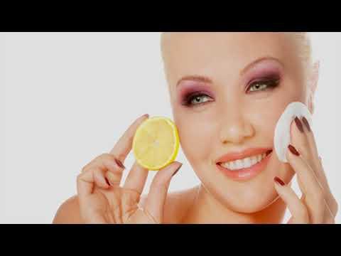 Lemon Juice  For Skin Tightening- Easy Garden Remedy To Tighten Skin