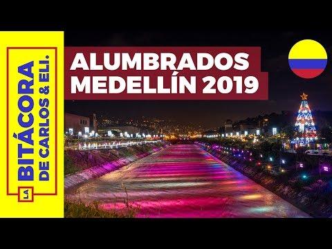 Alumbrados MEDELLÍN 2019 (4K)